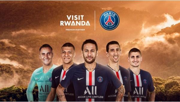 Vistit Rwanda PSG